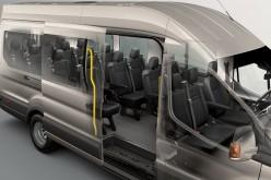 Ford lancia il Transit Minibus 18 posti: efficienza, sicurezza e comfort