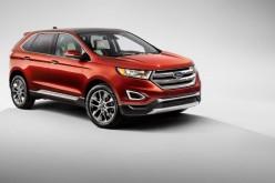 Ford svela la nuova Edge: arriverà in Europa nel 2015