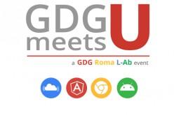 GDG MeetsU: passione, divertimento e tecnologia