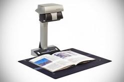 Gli scanner Fujitsu ScanSnap SV600 per la cultura della Provincia di Latina