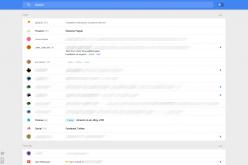 Google sta testando un nuovo design per Gmail