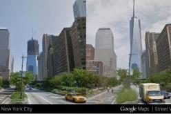 Google Street View ti porta indietro nel tempo