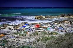 Il 65% dei rifiuti sulle spiagge è composto da plastica