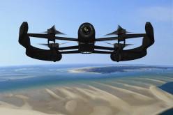Il nuovo Parrot Bebop Drone cattura immagini e video in volo come un professionista