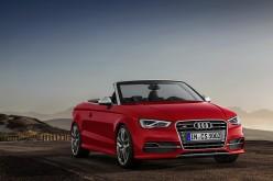 Inizia la commercializzazione della Audi S3 Cabriolet