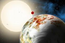 Kepler 10-c: come la Terra ma con una massa 17 volte superiore