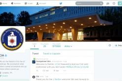 La CIA approda su Twitter