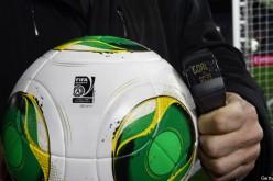 La tecnologia Goal-Line debutta ai mondiali di Brasile 2014