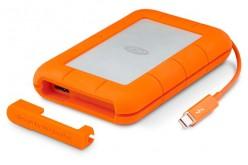 LaCie aggiorna il suo caratteristico hard disk Rugged