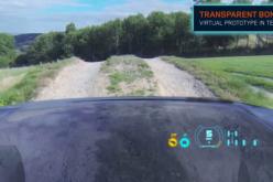 Land Rover fa sparire il cofano con la realtà aumentata