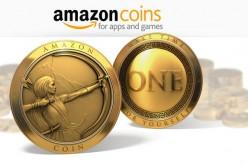 Le Amazon Coins ora disponibili per clienti di App-Shop Amazon in Italia
