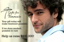 Leucemia, uniti sul web a sostegno di Tommaso