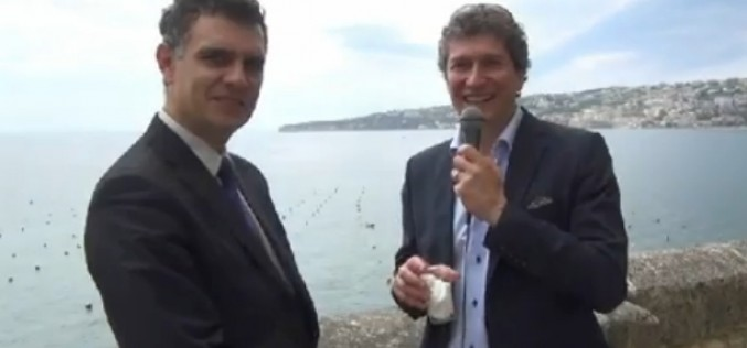 Marco Marinucci intervista Isidro Laso, Head of Startup Europe Partnership