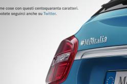 Mercedes-Benz Italia parte alla conquista dei suoi follower su Twitter