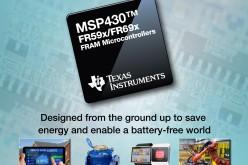 Novità da Texas Instruments: i nuovi microcontrollori