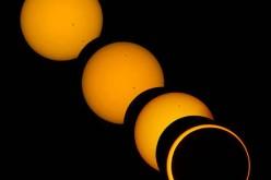 Rara eclissi di sole, visibile oggi solo dall'Antartide