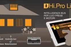 Risparmio, ottimizzazione, semplicità – Hi.Pro Light: soluzione domotica dai costi mini