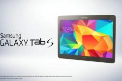 Samsung presenta i nuovi tablet Galaxy Tab S 10.5 e 8.4