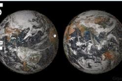 Selfie globale, dalla Nasa un mega mosaico di autoscatti da tutto il mondo