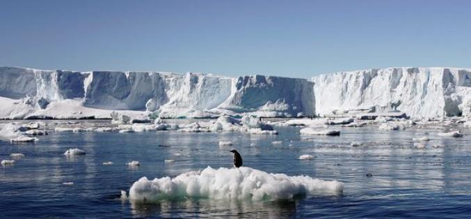 Antartide, scoperte catene montuose sotto i ghiacci