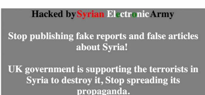 Il Syrian Electronic Army ci riprova con la Reuters