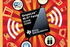 Tutto il Wi-Fi con la tecnologia Internet-on-a-chip di Texas Instruments