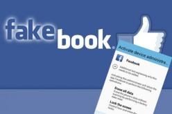 Una schermata fake minaccia gli utenti Facebook