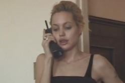 Angelina Jolie e la droga in un video inedito