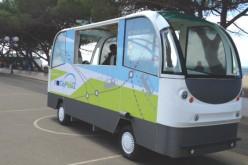 CityMobile, il bus elettrico senza conducente