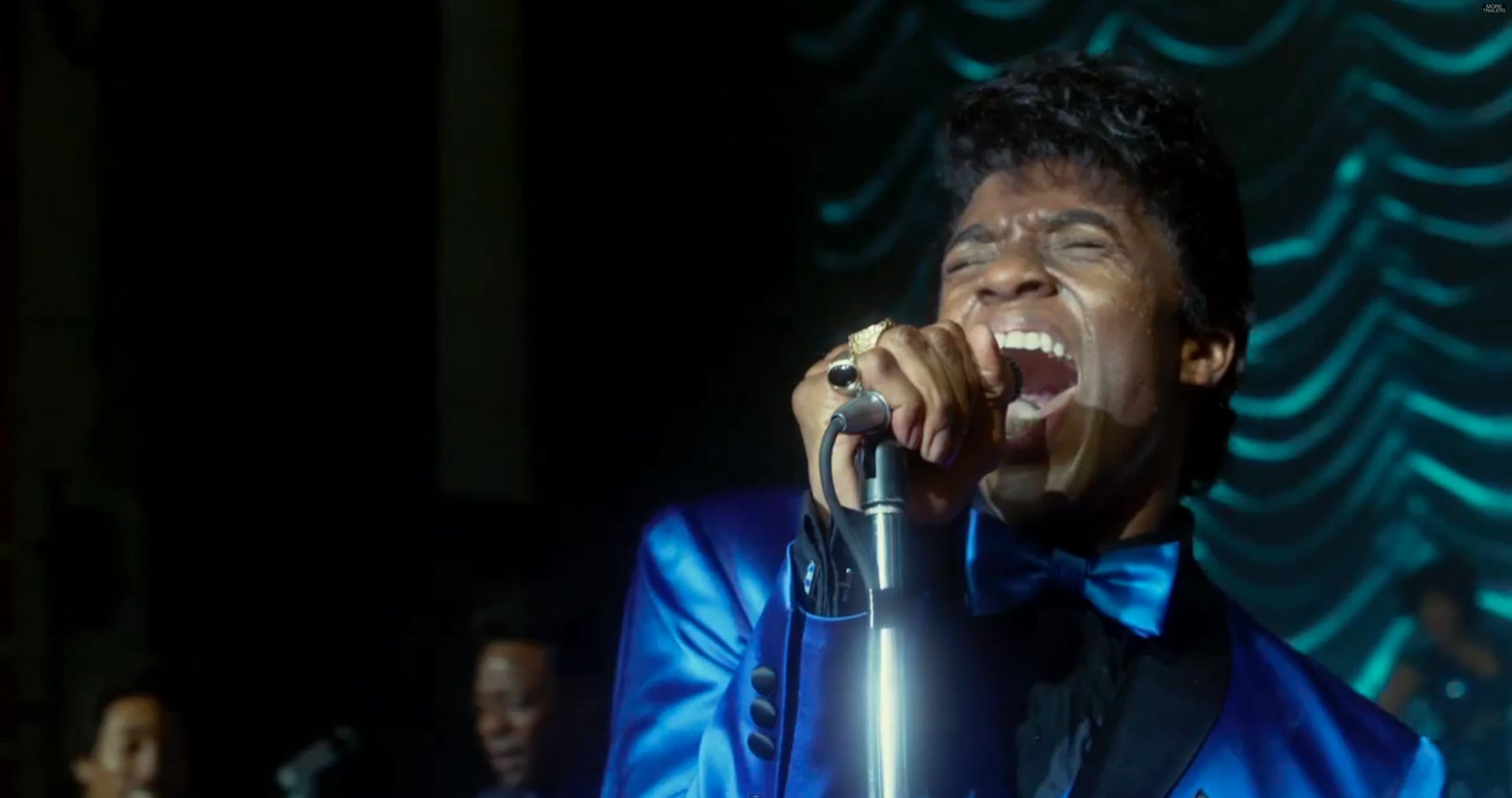Get on Up il film su James Brown prodotto da Mick Jagger