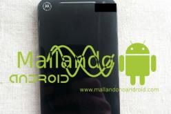 Moto G2 di Motorola: ecco la prima immagine