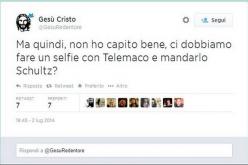 L'Italia di Renzi, Telemaco e i selfie: parte la satira su Twitter