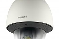 Samsung Techwin presenta la prima telecamera speed dome PTZ 32x 2MP Full HD al mondo