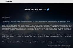 Twitter compra Madbits e il suo motore di riconoscimento visuale