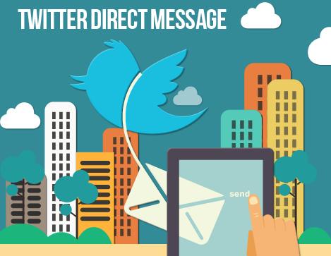 Twitter rivoluziona i messaggi diretti