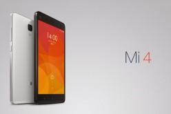 Xiaomi Mi4 ora è ufficiale