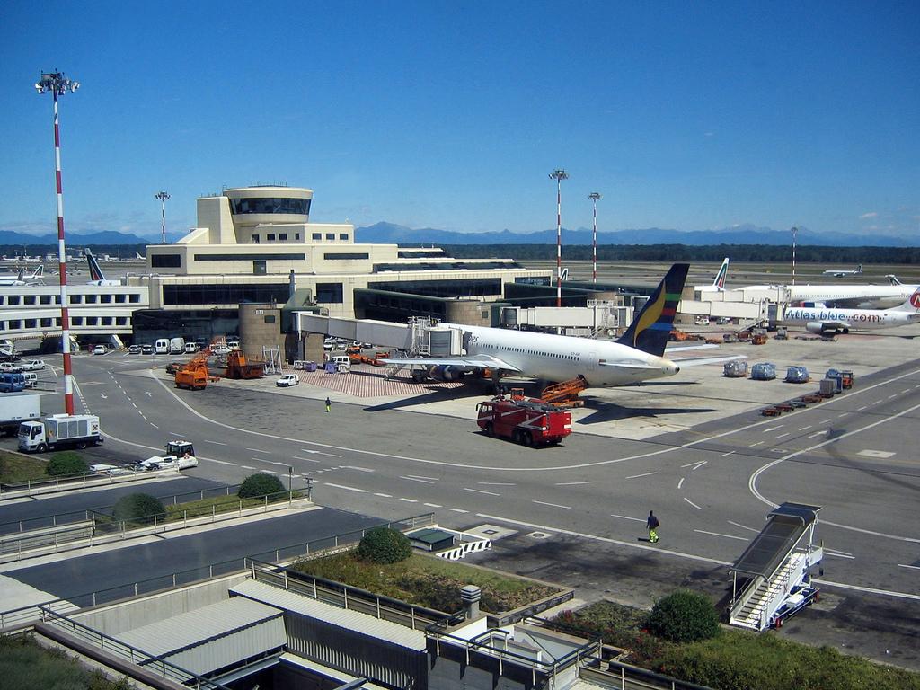 cascade: un software che rende green gli aeroporti