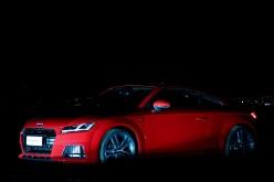 Anteprima della nuova TT all'Audi Night