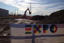 I droni di Telecom controllano i lavori di Expo Milano 2015