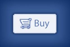 """Facebook: arriva il pulsante """"compra"""""""