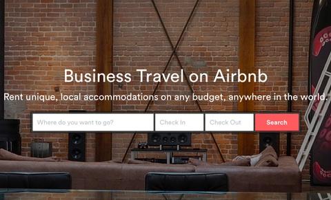 Airbnb per viaggi d'affari
