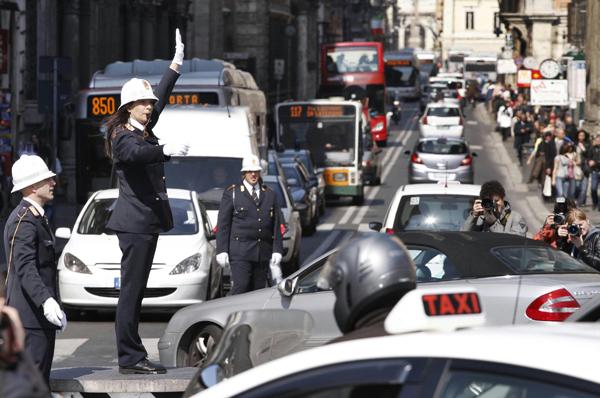 Rapporto Istat mobilità urbana