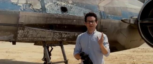 Star Wars episodio VII, il nuovo teaser postato dal regista