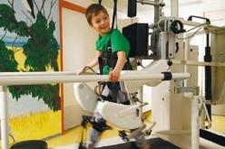 Riabilitazione hi-tech, al Bambin Gesù si torna a camminare grazie a un robot