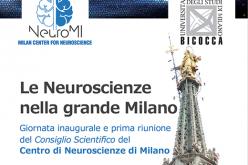 Nasce il Centro di Neuroscienze di Milano
