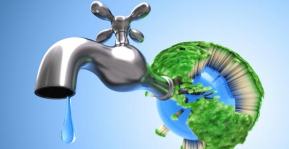 Onu, allarme acqua: previsto calo del 40%