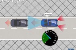 Ford mette alla prova Active City Stop nel traffico di Parigi