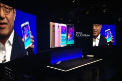 Samsung all'IFA: Galaxy Note 4, Galaxy Note Edge e Gear VR