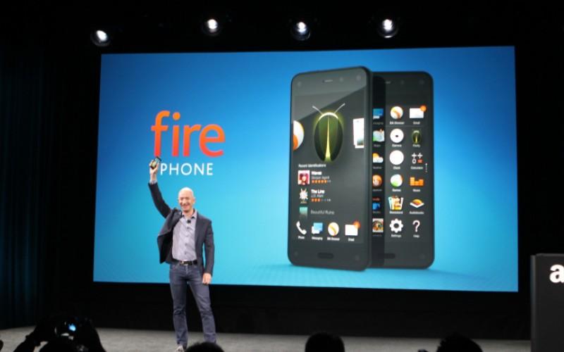 Amazon, dal fuoco al ghiaccio per il prossimo smartphone. Si chiamerà