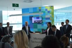 Microsoft apre il Technology Center